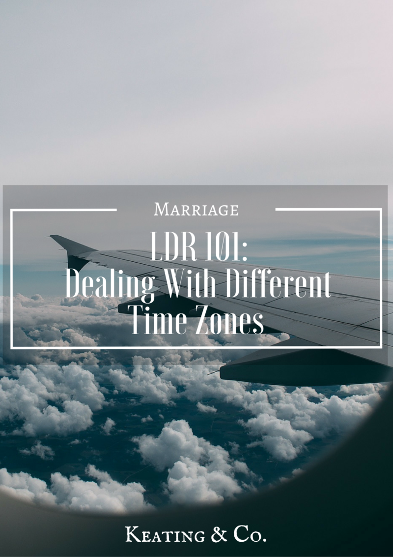 LDR 101: Dealing With Different Time Zones | Keating & Co.