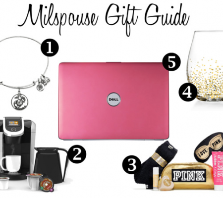 Milspouse Gift Guide