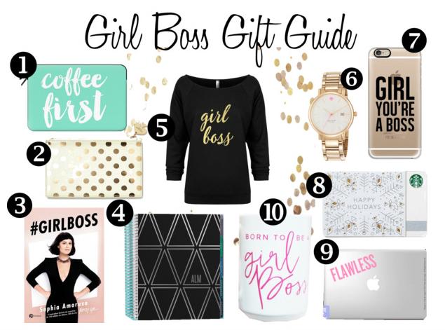 Girl Boss Gift Guide | Why Hello Lovely