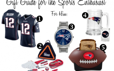 Gift Guide For The Sports Enthusiast