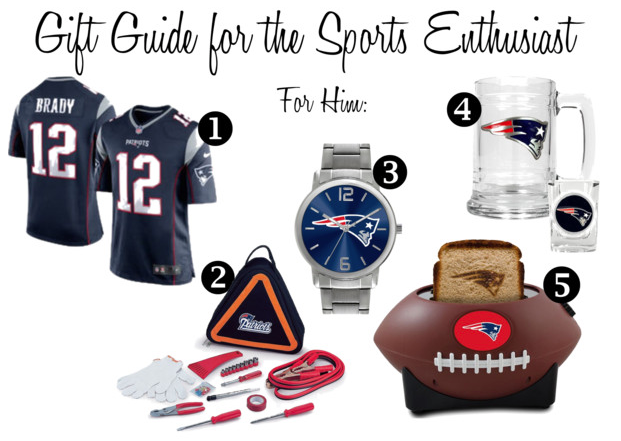 Gift Guide For The Sports Enthusiast | Why Hello Lovely