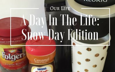 A Day In The Life: Snow Day Edition