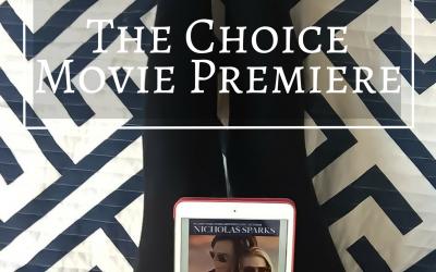 The Choice Movie Premiere