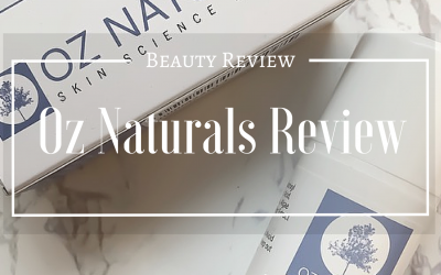 Oz Naturals Super Youth Eye Gel Review