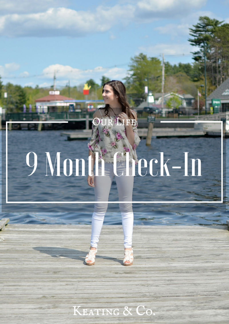 9 Month Check-In | Keating & Co.