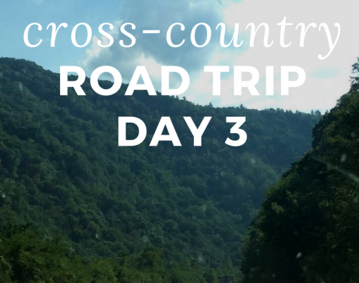 Our Cross-Country Road Trip | Day 3