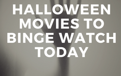 31 Halloween Movies to Binge Watch Today