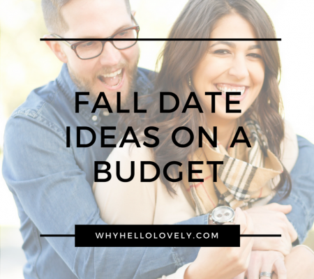 20 Fall Date Ideas On A Budget
