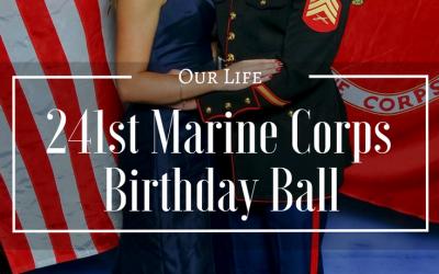 241st Marine Corps Birthday Ball