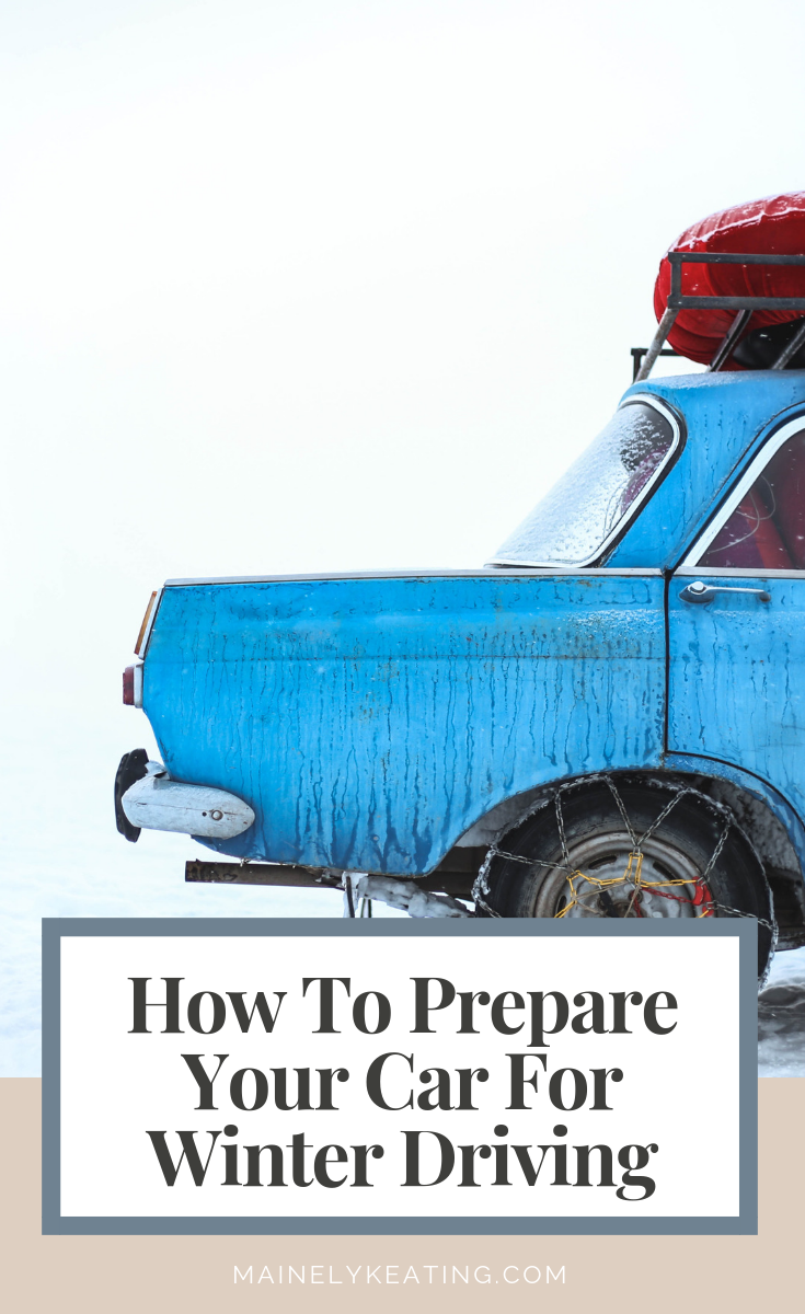How To Prepare Your Car For Winter Driving - The holiday season is the most popular time of year for travel. We're teaming up with Walmart and Pennzoil to help you prepare your car for winter travel.
