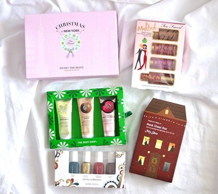 Holiday Beauty Giveaway