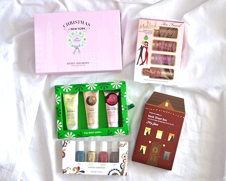 Holiday Beauty Giveaway | KeatingBartlett.com