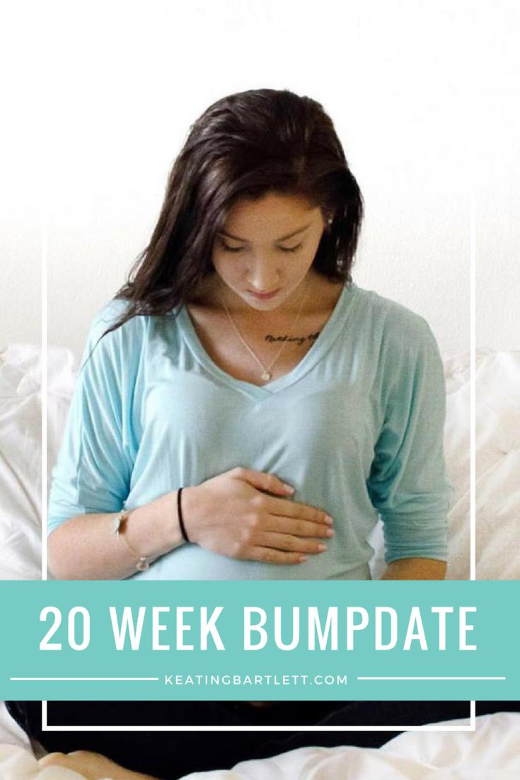 20 Week Bumpdate | KeatingBartlett.com