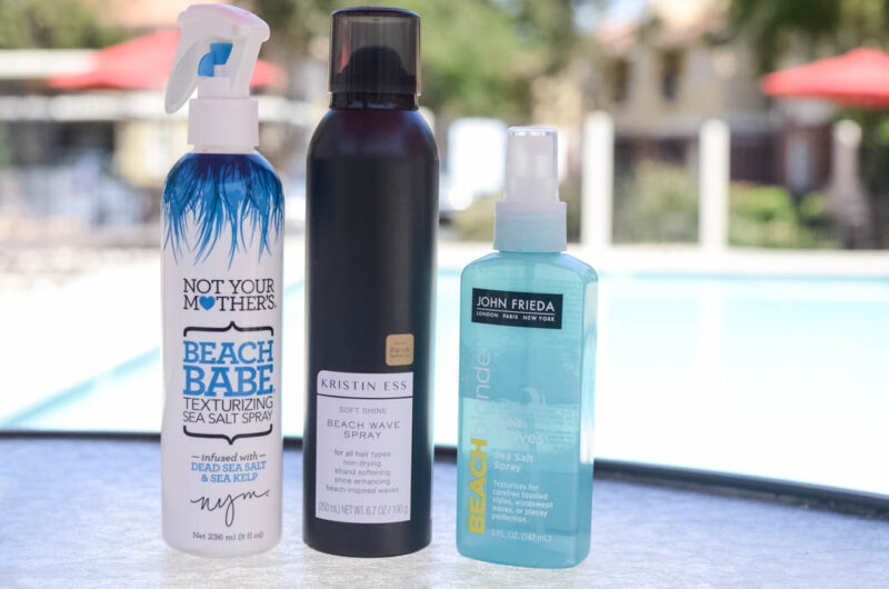 My Top Products For Beachy Waves | KeatingBartlett.com