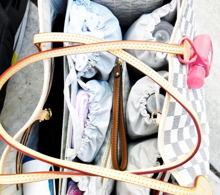 How To Organize A Diaper Bag With Totesavvy