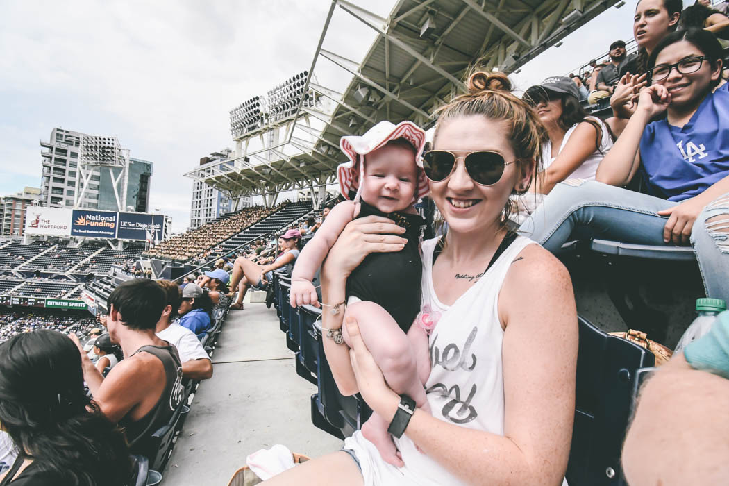 How To Survive A Sporting Event With A Baby   KeatingBartlett.com