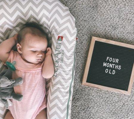Allie's 4 Month Update
