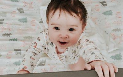 Allie's 8 Month Update