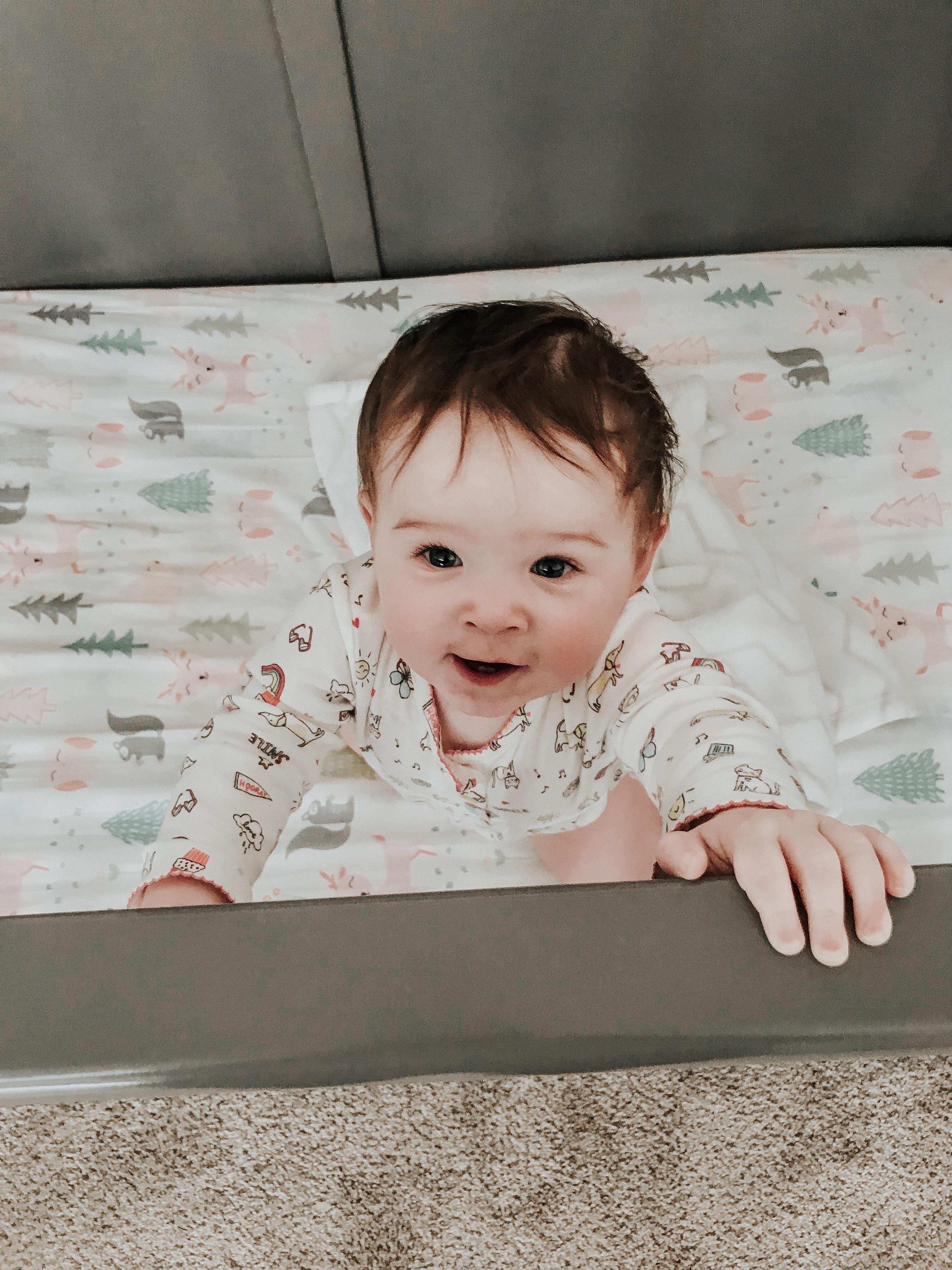 Allie's 8 Month Update | KeatingBartlett.com