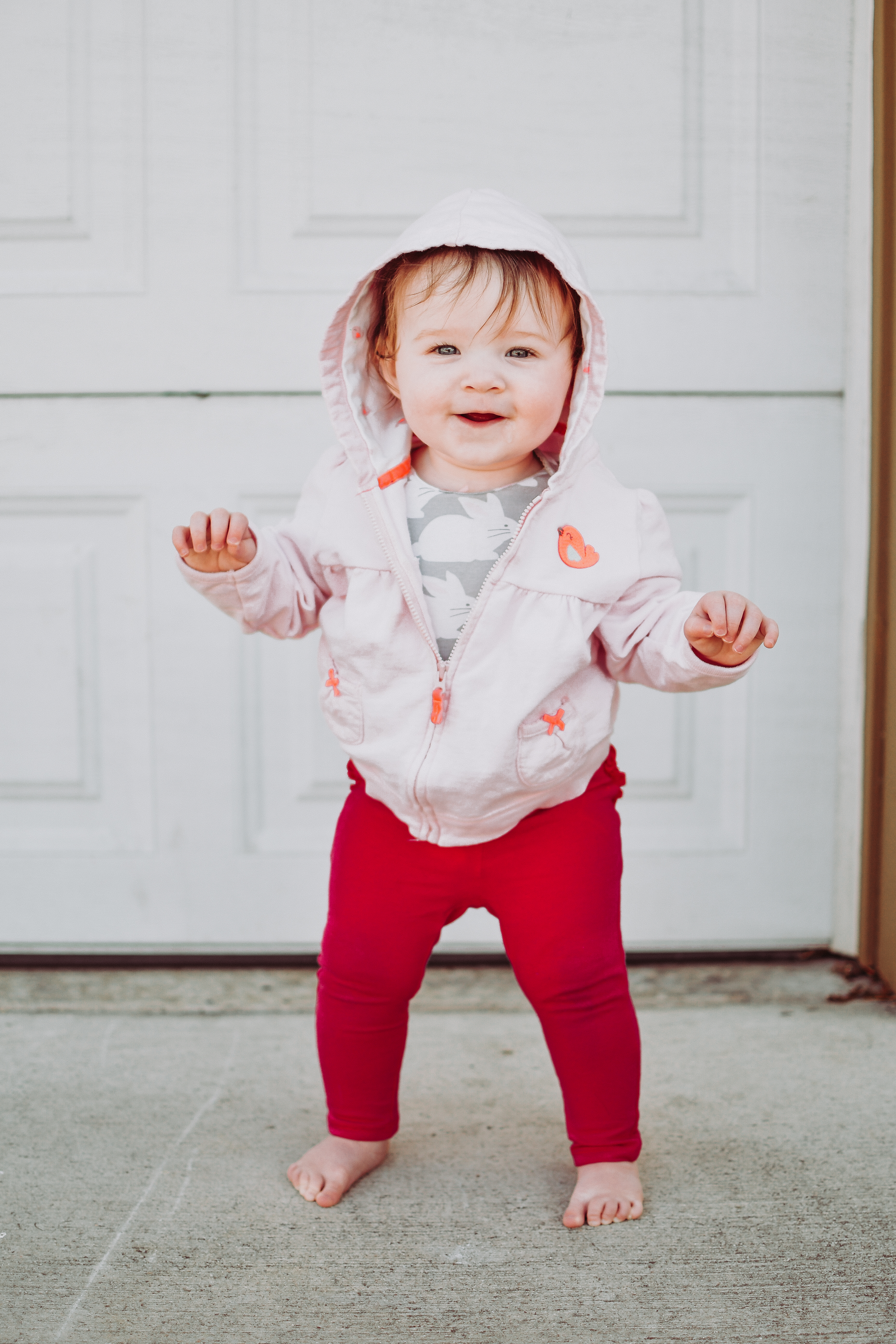 Allie's 9 Month Update   MainelyKeating.com