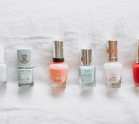6 Nail Polish Shades That Are Perfect For Spring
