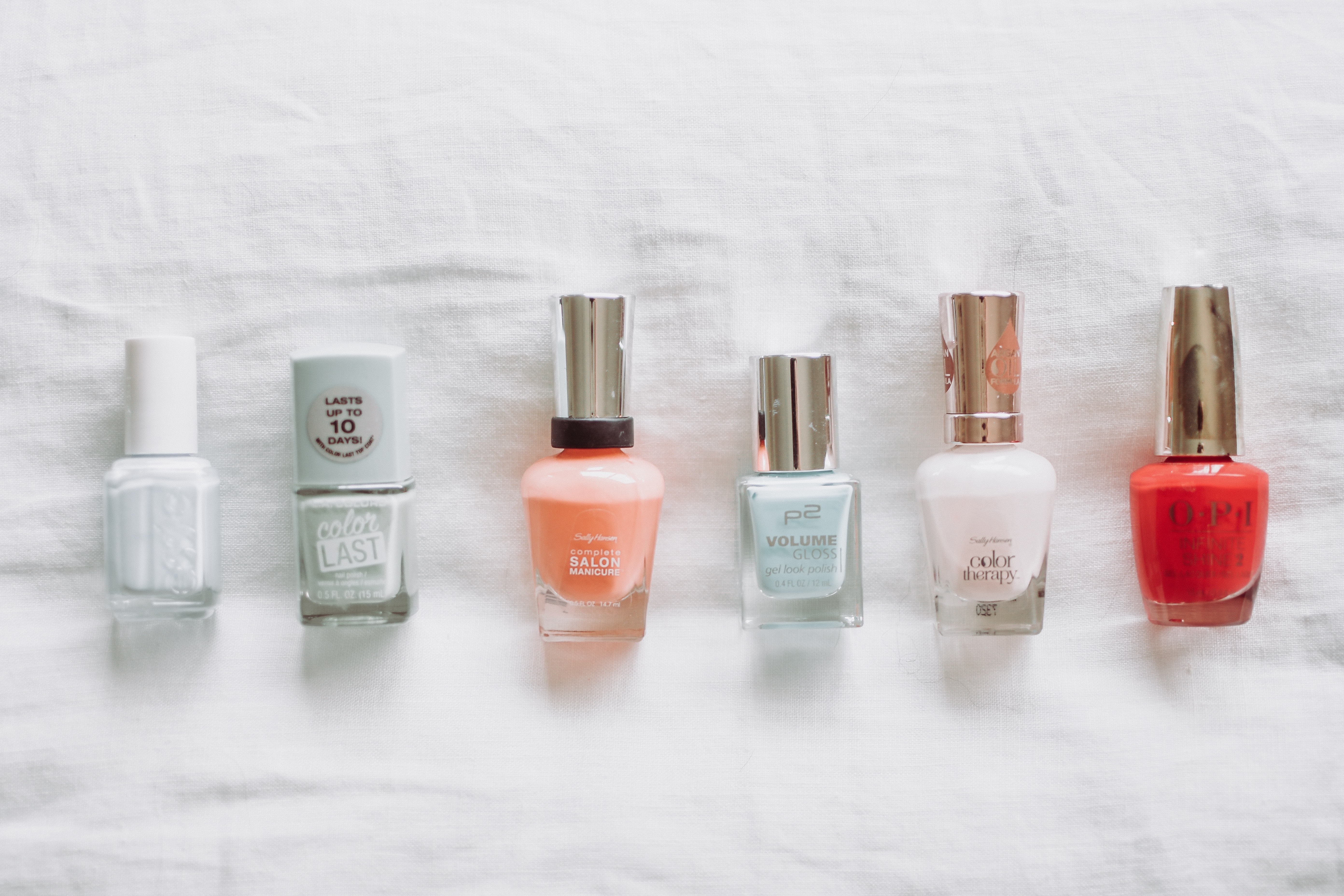 6 Nail Polish Shades That Are Perfect For Spring   MainelyKeating.com