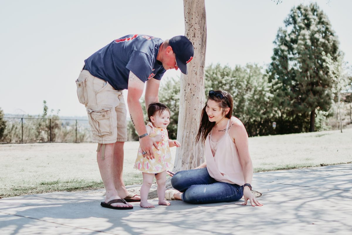 Allie's 11 Month Update | MainelyKeating.com