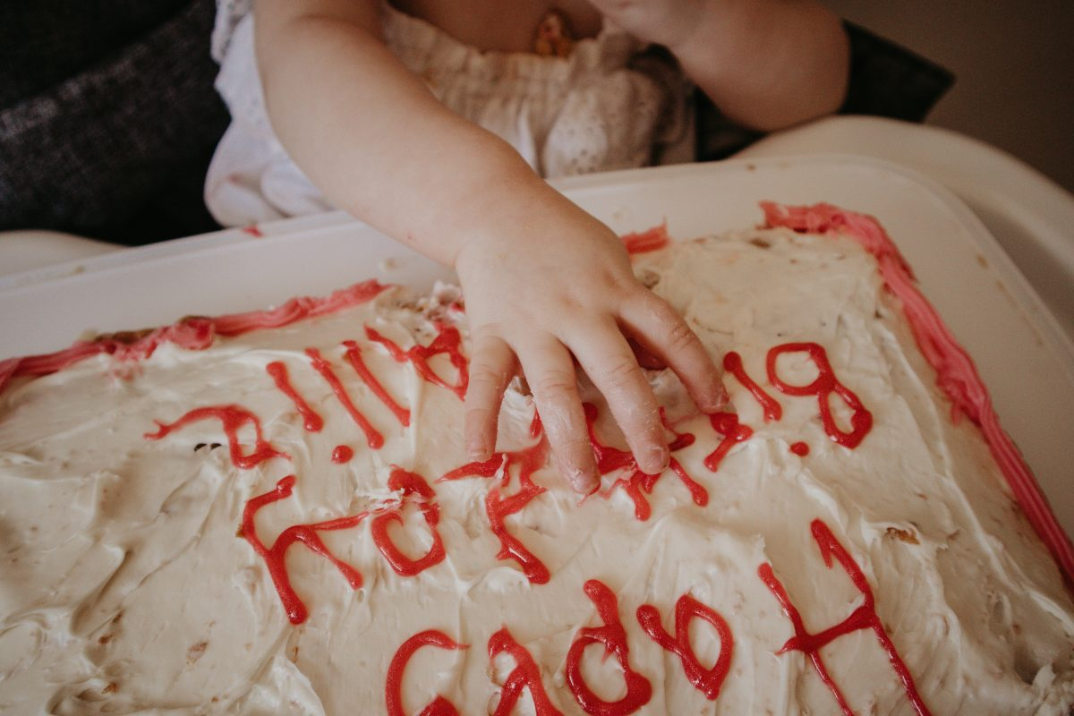 Allie's First Birthday Weekend Recap | MainelyKeating.com