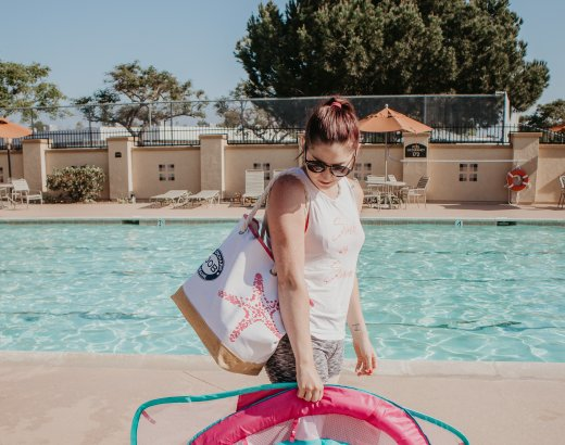 Our Pool Day Essentials For Toddlers