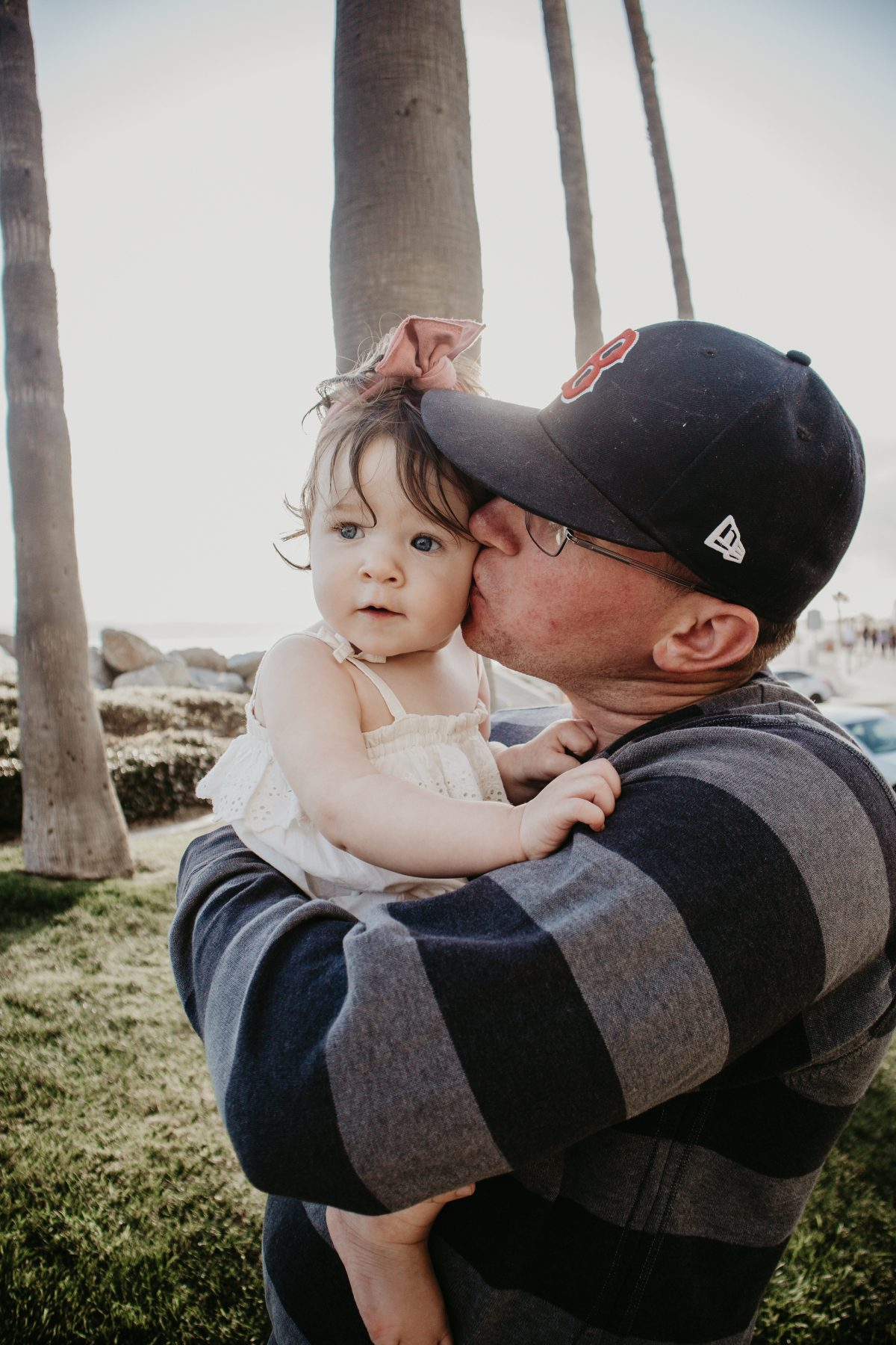 When Your Husband Becomes A Father | MainelyKeating.com