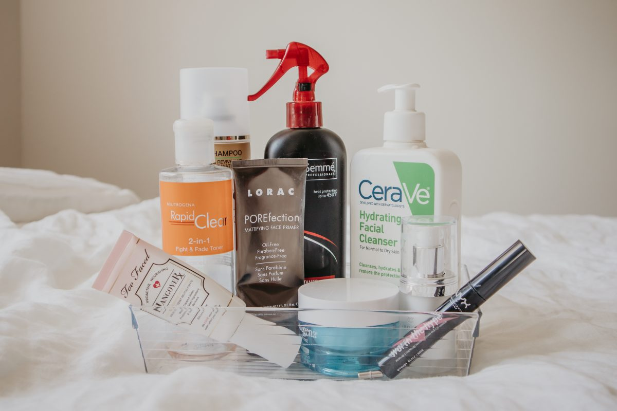 May Product Empties | MainelyKeating.com