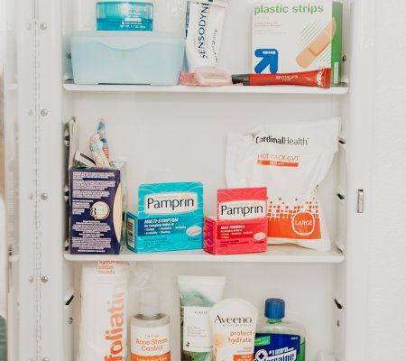 What's In My Medicine Cabinet?