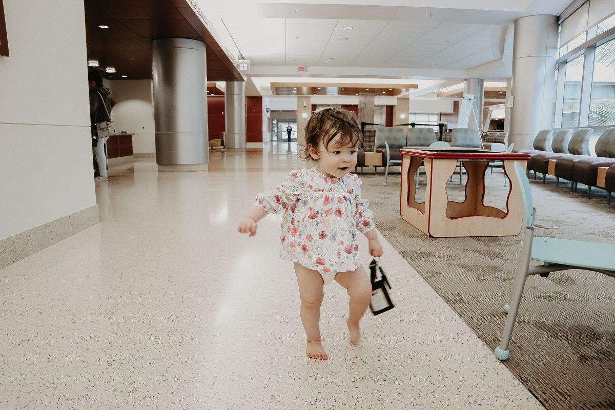 Allie's 12 Month Update | MainelyKeating.com
