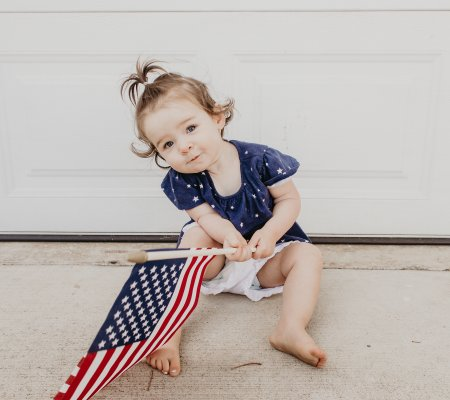 Fourth of July Inspiration {A Link Round Up!}