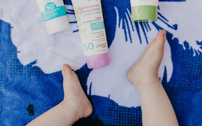 Everything You Need To Know About Sunscreen For Kids