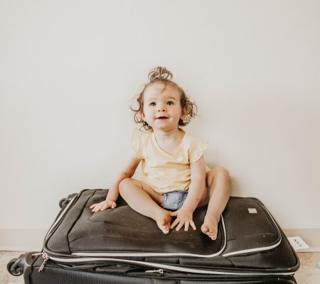 The Ultimate Guide To Flying With A Toddler