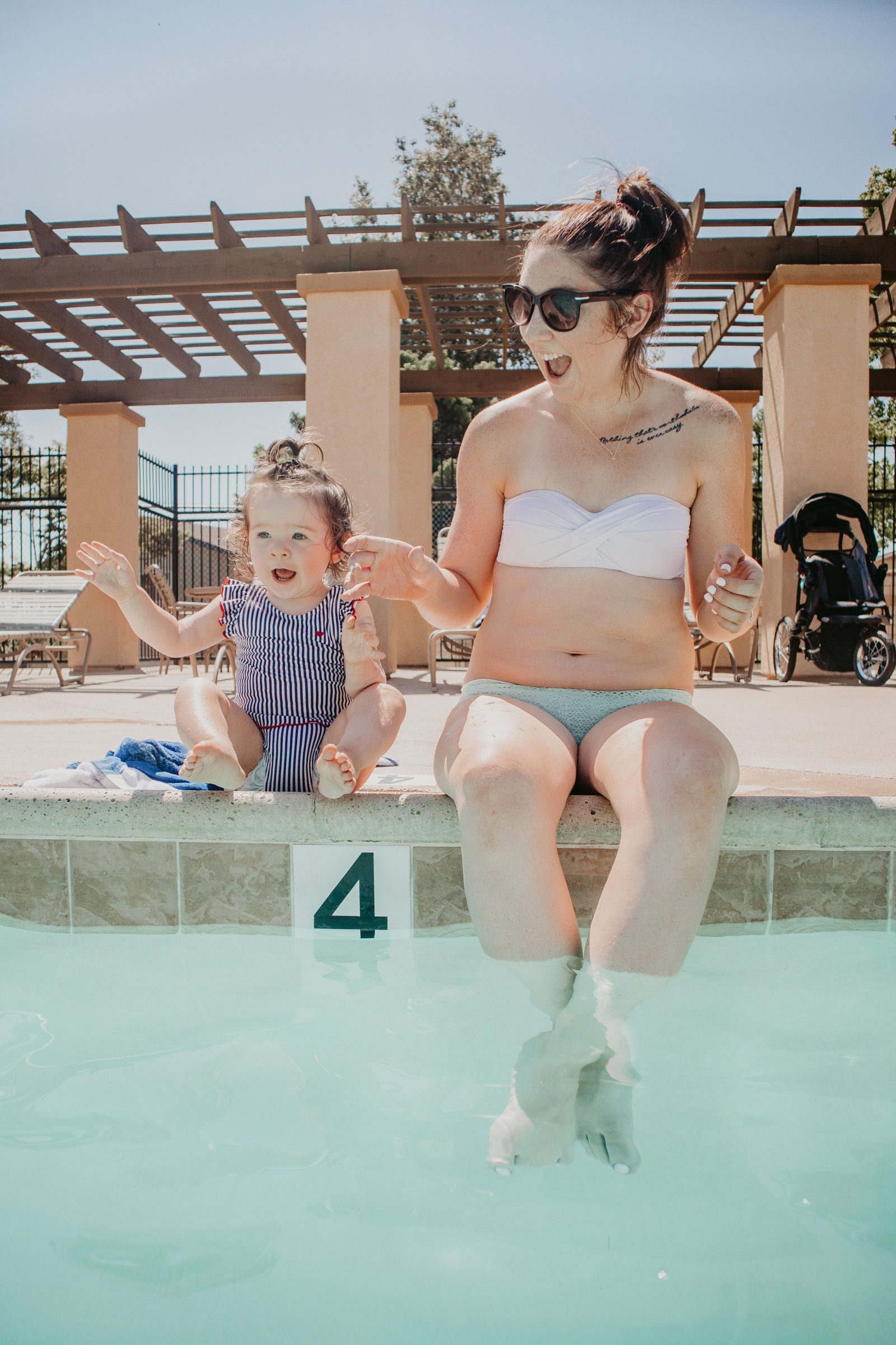 What I Want My Daughter To Know About Body Positivity | MainelyKeating.com