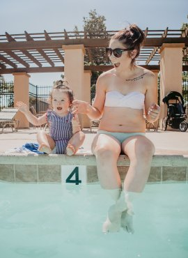 What I Want My Daughter To Know About Body Positivity