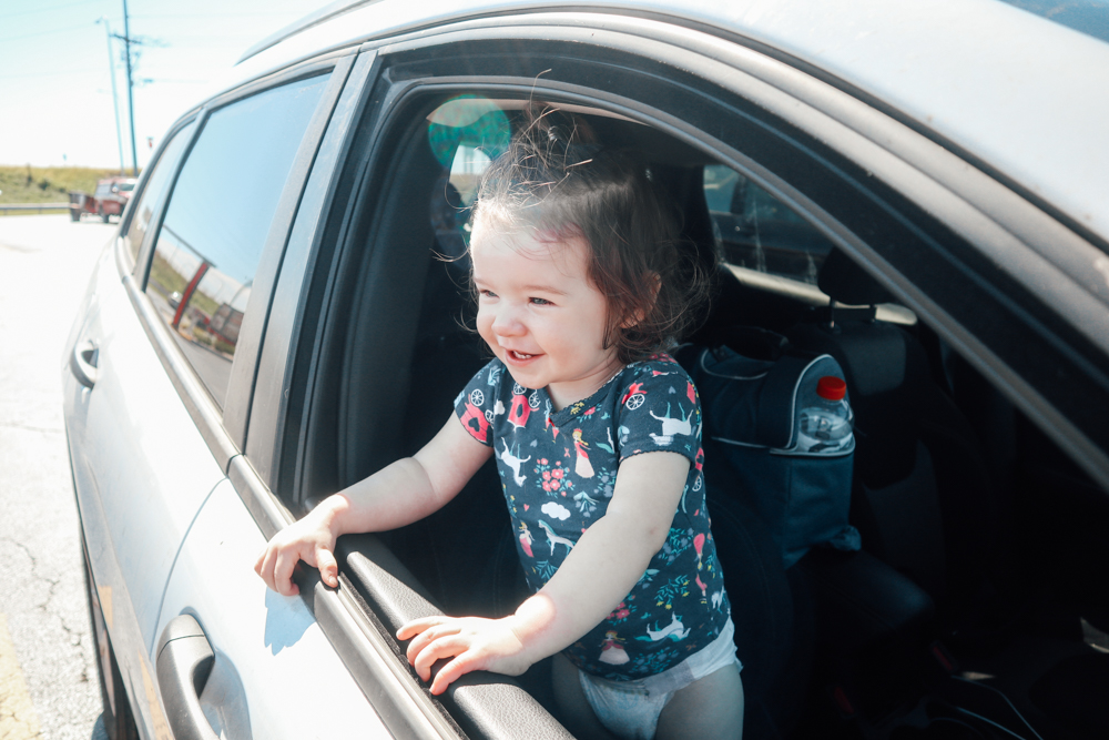 How to Survive A Road Trip With A Toddler