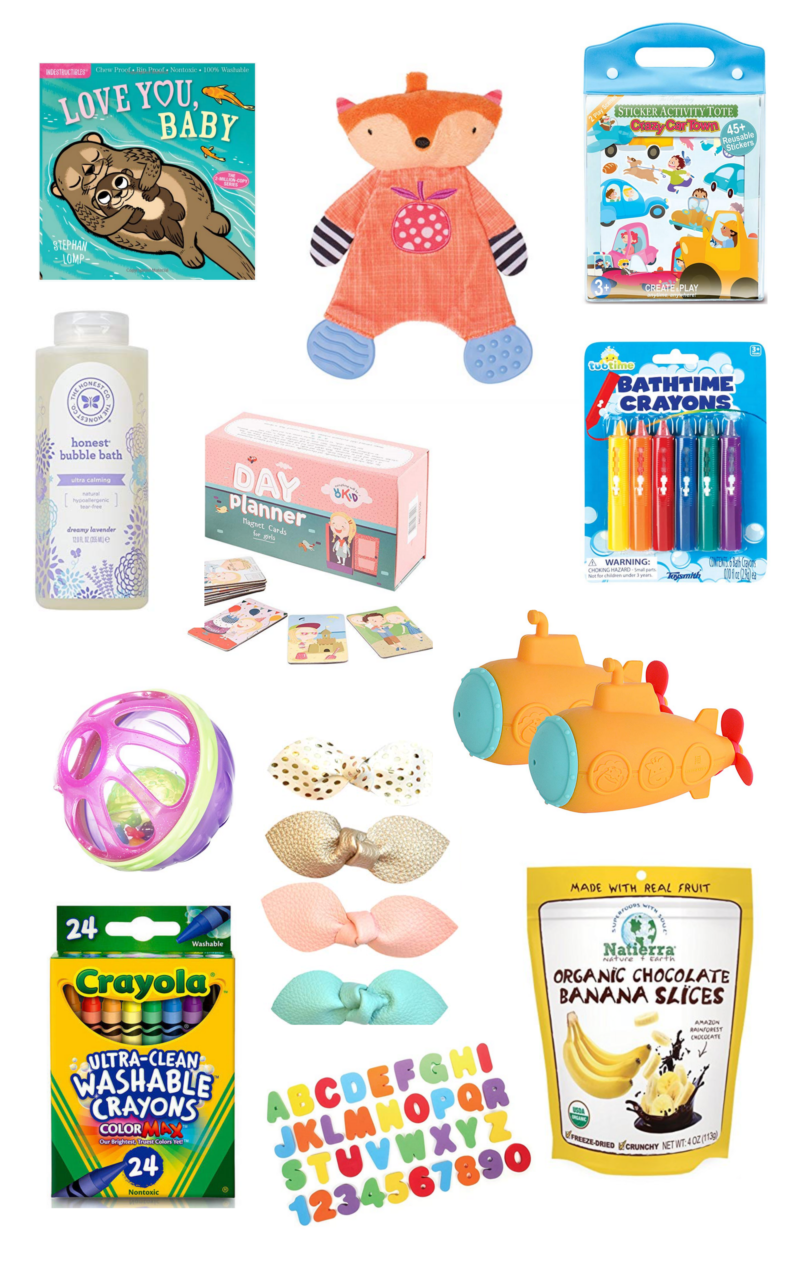 20 Last-Minute Stocking Stuffers For Toddlers
