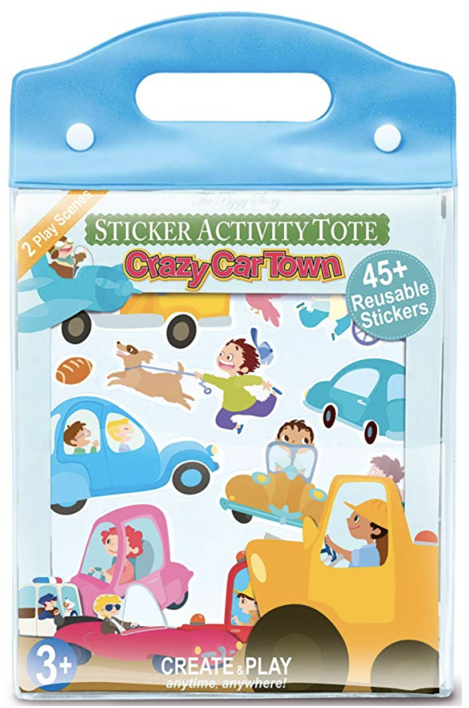 Stocking Stuffers For Toddlers - Clin g-On Stickers
