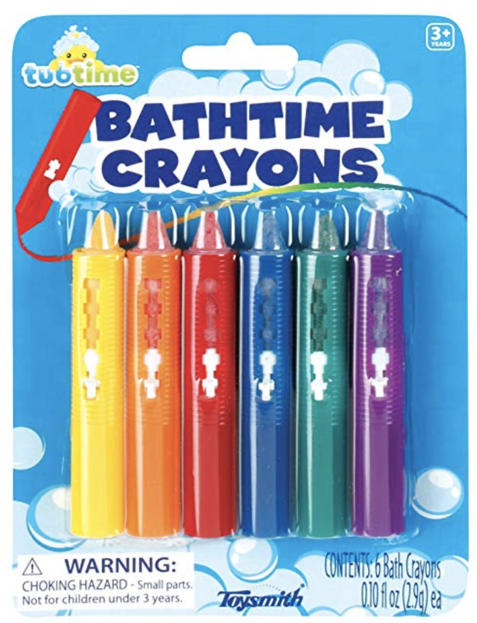Stocking Stuffers For Toddlers - Bath Crayons