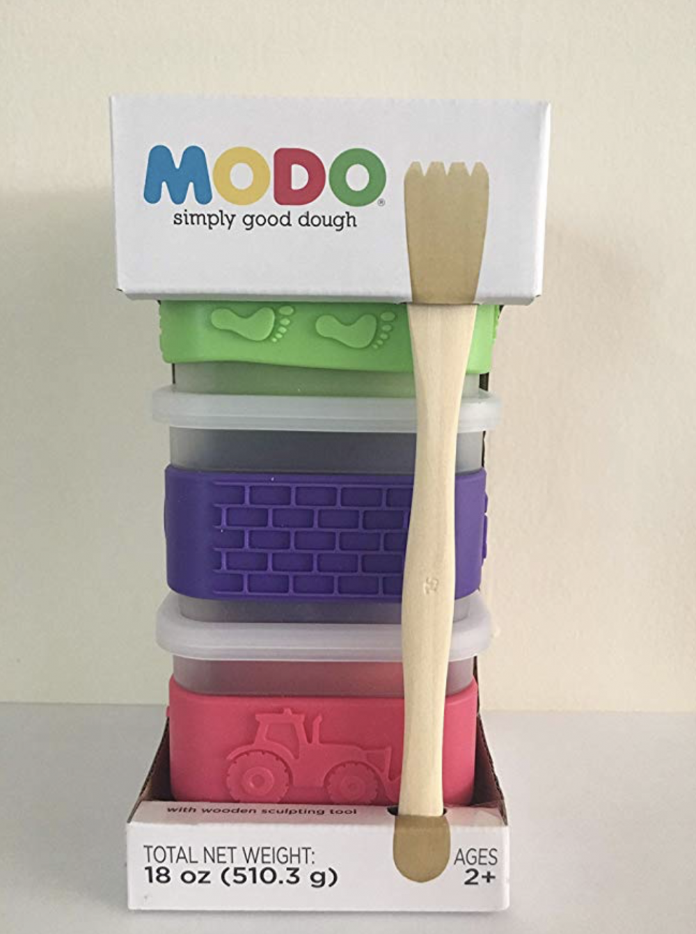 Stocking Stuffers For Toddlers - Modo Dough