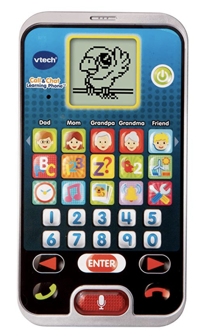 Stocking Stuffers For Toddlers - VTech Phone